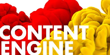 Content Engine @ Shell logo
