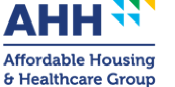 Affordable housing & healthcare logo
