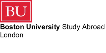 Boston University Study Abroad London logo
