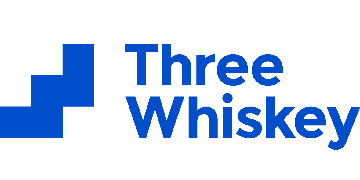 Three Whiskey logo