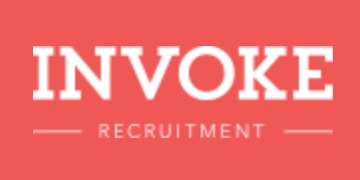 Invoke Recruitment logo