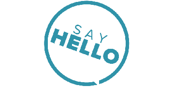 The Sayhello Agency logo