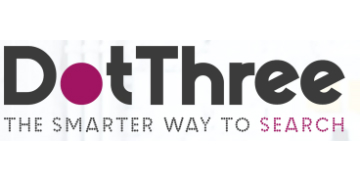 Dot Three Search logo