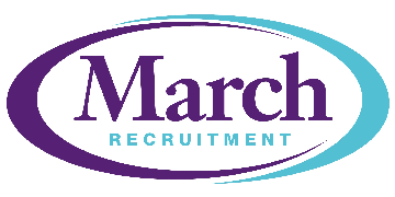 March Recruitment  logo